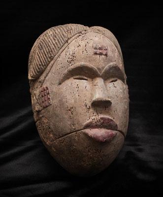 Máscara Tribal (Ogoni - Nigeria) Tribal Mask