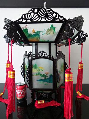 Preciosa Lampara China (Gran Tamaño)