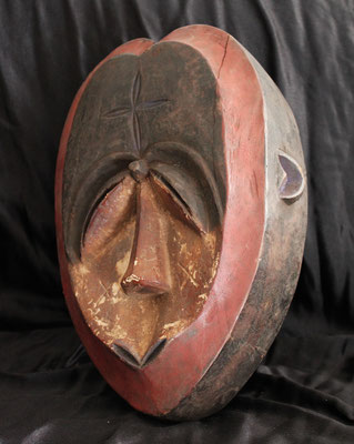 Máscara / Mask Eket Fina (Nigeria) Africa