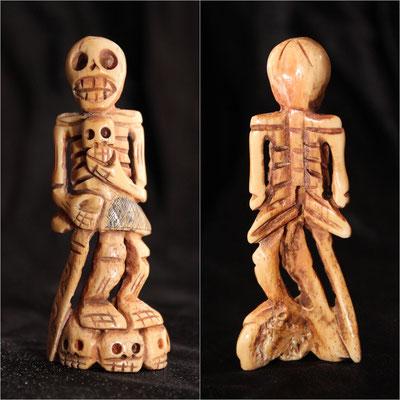 Netsuke skeleton / esqueleto (Oddities)