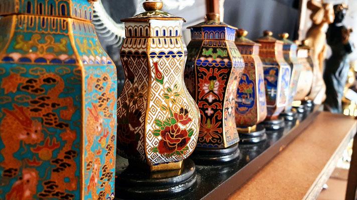 Colección Jarrones - Cloissone - Vases Collection