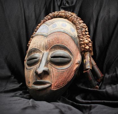 Máscara / Mask Tribal Chokwe (Angola)