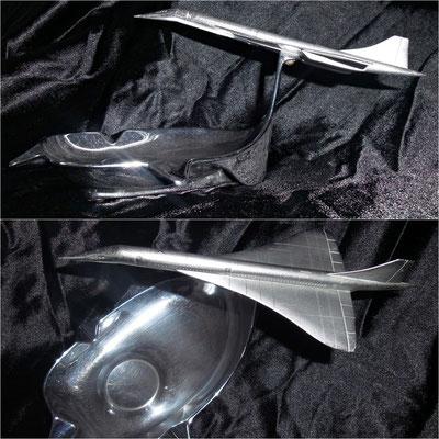 Cenicero Vintage Concorde