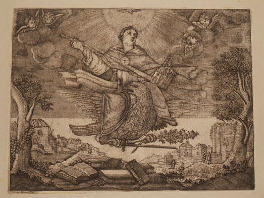 Grabado Siglo XVIII / 18th Century Engraving