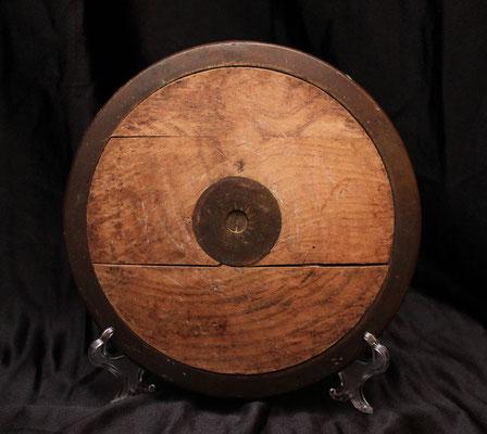 Disco de lanzamiento madera (VINTAGE) old wooden Throwing Disc