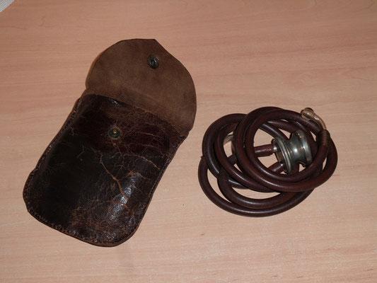 Estetoscopio siglo XIX