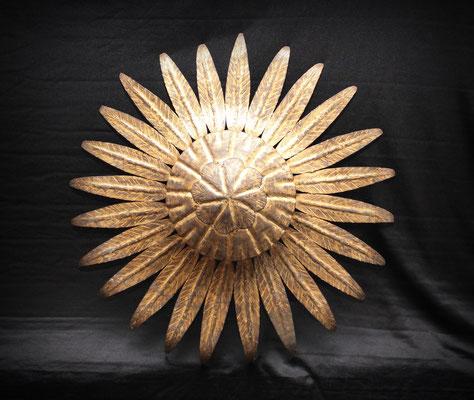 Lampara sol (original) Sun lamp design