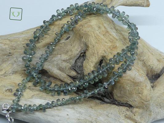 grüne Saphire