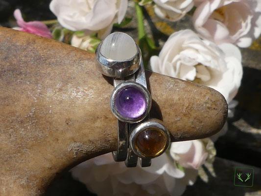 man kann diese Ringe auch sehr schön kombinieren