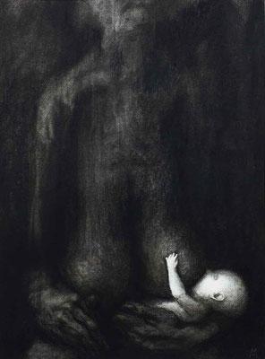 l'enfant et la mort- la tétée