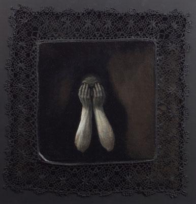 pleureuse aux bras nus (photo : Julien de Gasquet)
