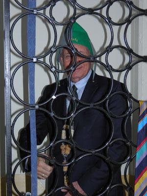 Rt Malz wurde in Sicherheitsverwahrung genommen