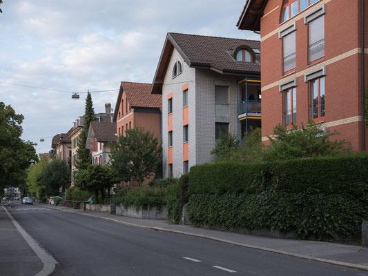 Bühlstrasse.