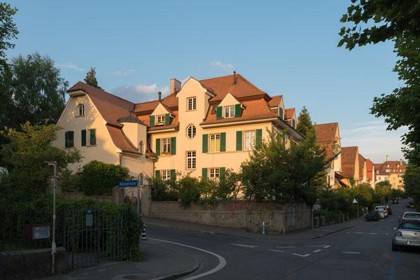 Depotstrasse.