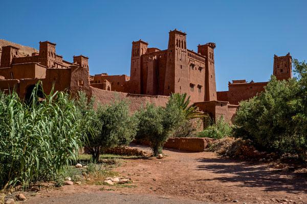 Gebäude des Ksar Ait Ben Haddou.