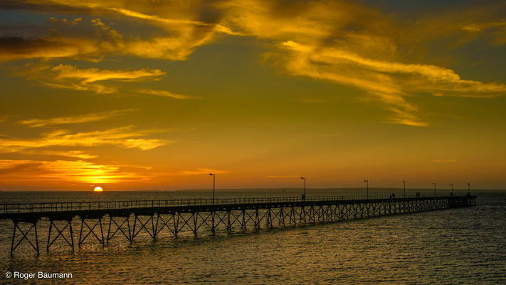 Jetty in Ceduna, South Australia