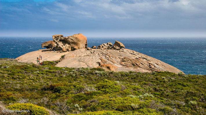 Remarkable Rocks auf Kangaroo Island, South Australia