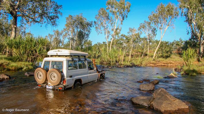 King Edward River, Western Australia