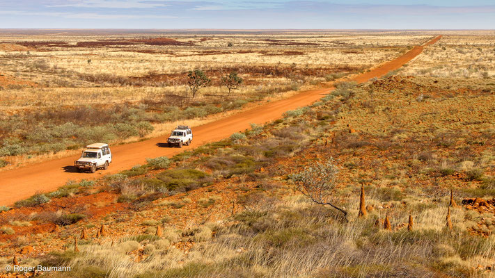 Tanami Track, Western Australia