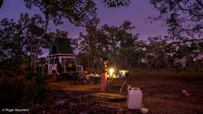 Buschcamp, Northern Territory