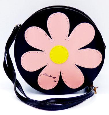 sac fleur rose pas cher