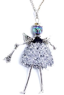 collier fantaisie original femme