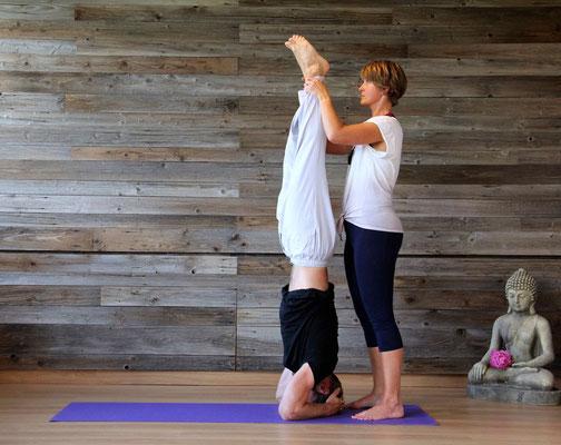Yoga Unterricht bei YourTimeout
