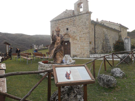 San Pietro della Ienca (AQ)