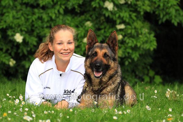 Laura mit Daya