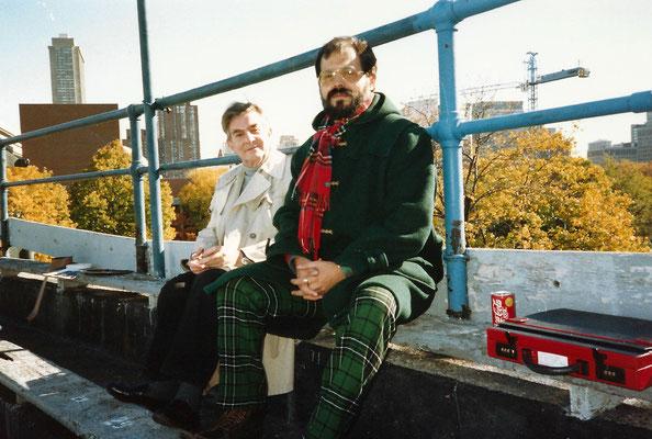 Henri Alekan et Jean Manuel Costa