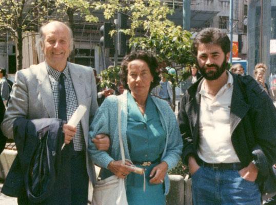With Ray Harryhausen