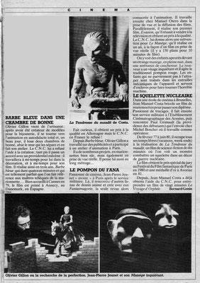 Télérama 5 août 1981