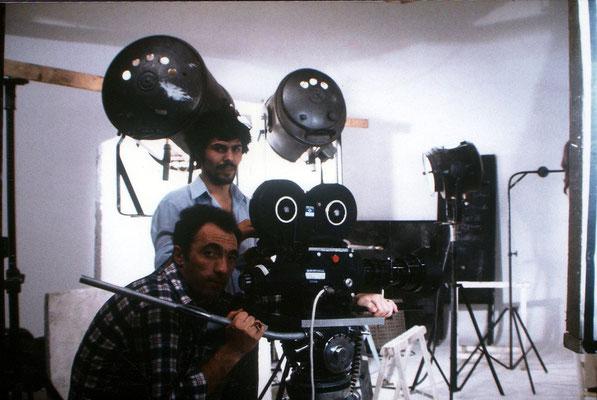 Roger Grange et Jean Manuel Costa (film publicitaire Sunsouss août 1977)