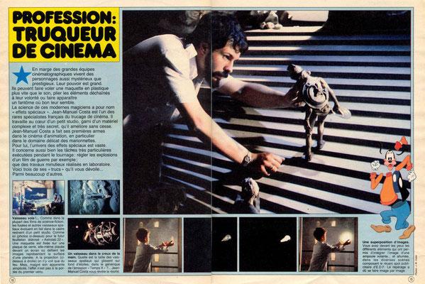 Journal de Mickey 1981
