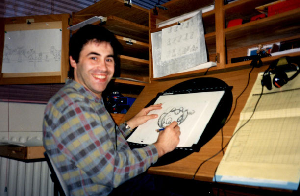 At Don Bluth in Ireland