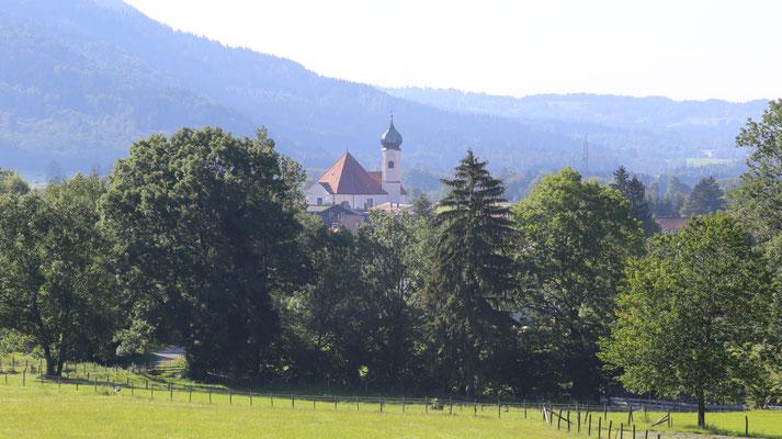 Pfarrgemeinde St. Clemens Eschenlohe