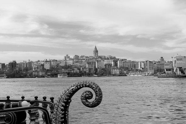 Schwarz Weiss, Istanbul Fotografien