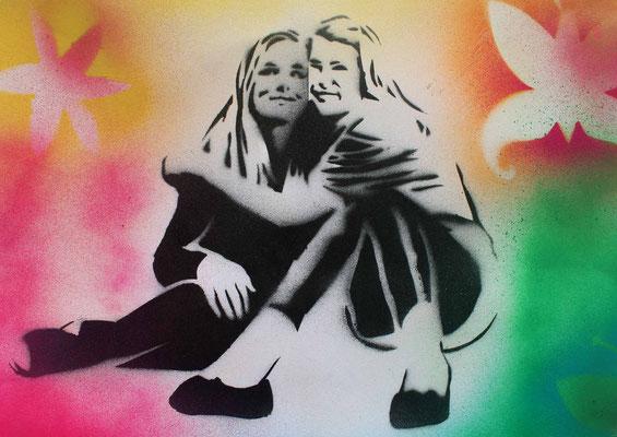 Street Art Projekt mit Jugendlichen in Witten