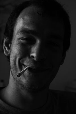 Schwarz Weiss, Portrait Fotografien