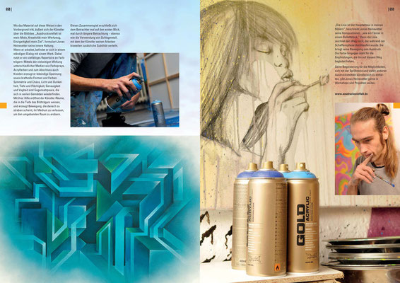 Artikel Boesner Künstlerbedarf Katalog 2013