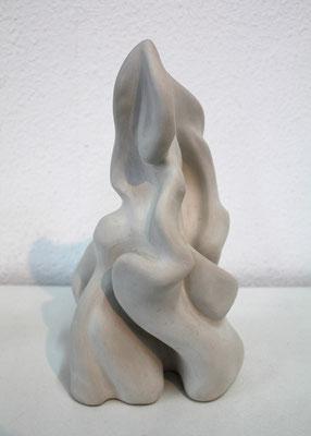 Organische Ton Skulptur