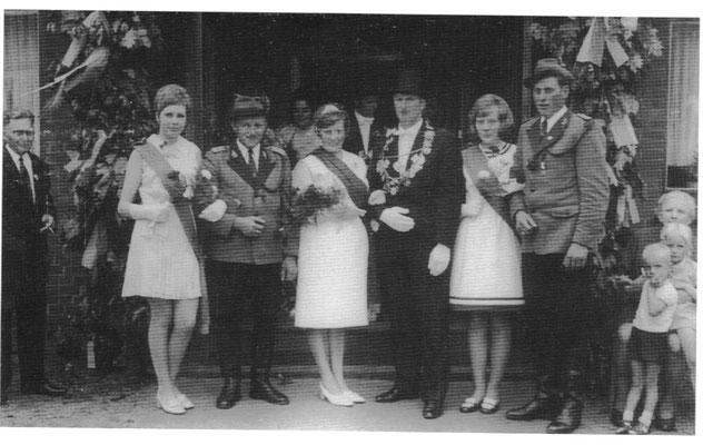 1969-70 Heinrich und Johanna Deddens