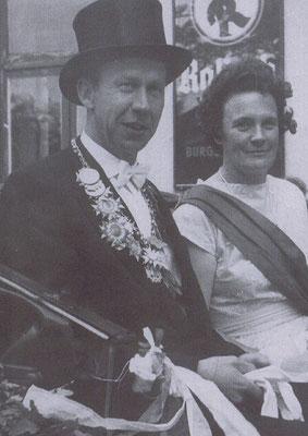 1958/59: Johann und Leni Gehlenborg
