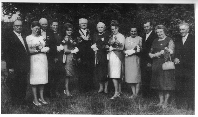 1966-67 Gerhard und Christine Deddens