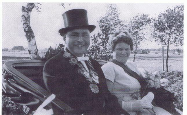 1962-63 Fritz und Giesela Weerts