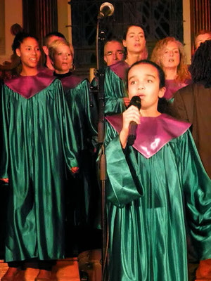 Tsilie Gospel Choir