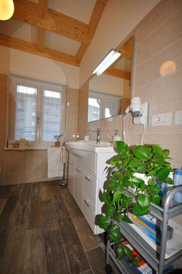 Bagno privato camera Iris | Dove dormire a Trento
