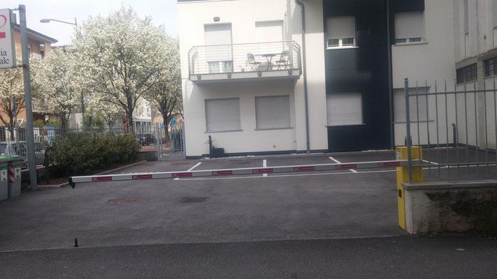 Parcheggio privato | B&B Residenza Iris a Trento