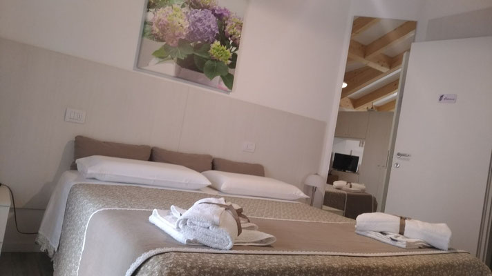 Camera Ortensia | Dove dormire a Trento