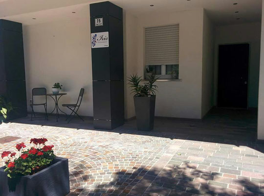 Ingresso | B&B Residenza Iris a Trento